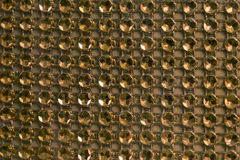 Diamante amarelo Imagens de Stock Royalty Free