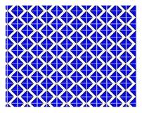 Diamante azul Foto de archivo libre de regalías
