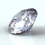 diamante brilhante do corte 3d Foto de Stock