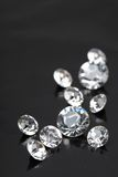 Diamante brillante Immagine Stock