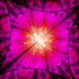 Diamante brillante del color Caos de cristales libre illustration
