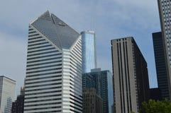 Diamante de Chicago Imagenes de archivo