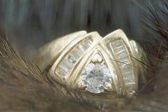 Diamante del coctel del visión y del deco Foto de archivo
