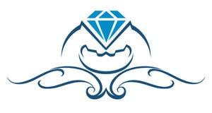 DIAMANTE DO CAVALO TRIBAL Imagem de Stock Royalty Free