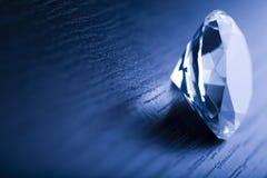 Diamante - gemma Fotografia Stock Libera da Diritti