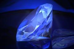 Diamante grande Imágenes de archivo libres de regalías