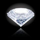 Diamante grande, brilhante ilustração royalty free