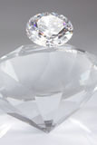 Diamante na parte superior Foto de Stock Royalty Free