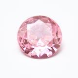 Diamante rosado Imágenes de archivo libres de regalías