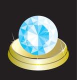 Diamante (vettore) Fotografia Stock Libera da Diritti