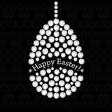 Diamanteaster ägg Royaltyfri Foto