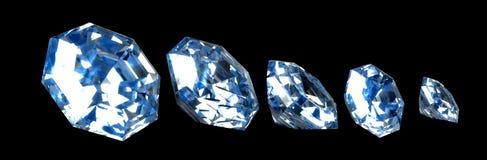Diamanten Stockfoto