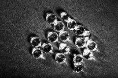 Diamanten Stock Afbeeldingen