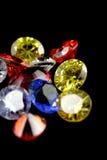 Diamanten royalty-vrije stock fotografie