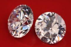 Diamanten Royalty-vrije Stock Afbeelding