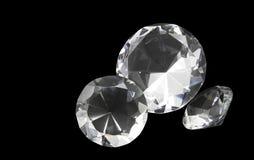 Diamanten für immer Stockbild
