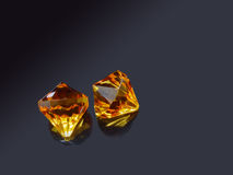 Diamanten? I Stock Afbeelding