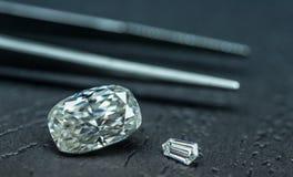 Diamanten stock foto