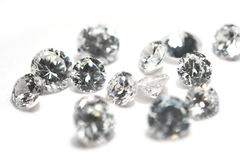 Diamanten sind Forever Lizenzfreie Stockfotografie