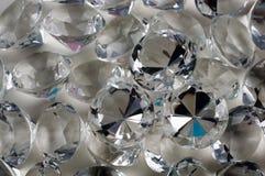 Diamantenblauw Stock Afbeelding
