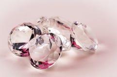 Diamantenpurple Stock Fotografie