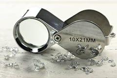 diamanter royaltyfria foton