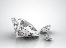 diamanter Royaltyfri Bild