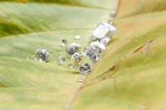 diamanter Arkivfoton