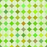 Diamanter gör grön grunge Royaltyfri Fotografi