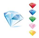 Diamantes Imagenes de archivo