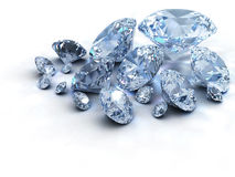 Diamantes Fotos de Stock