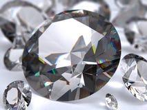 Diamantes Fotos de archivo