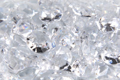 Diamantes Foto de Stock