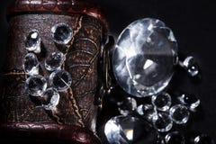 Diamantes Foto de Stock Royalty Free