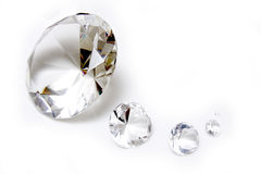 Diamantes foto de stock royalty free