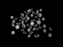 Diamantes ilustración del vector