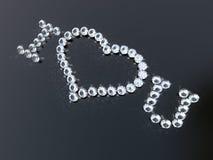 Diamantes Fotos de archivo libres de regalías