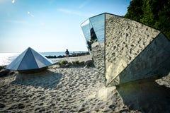 Diamantes (Aarhus Dinamarca) Imagen de archivo libre de regalías