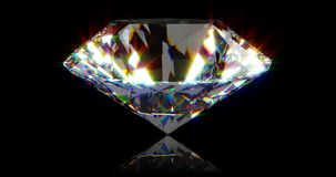 Diamantes bonitos capazes de dar laços ilustração do vetor