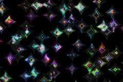 Diamantes de brilho II Foto de Stock Royalty Free