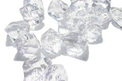 Diamantes del hielo Foto de archivo libre de regalías