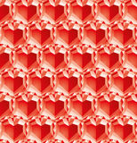 Diamantes do Valentim Fotos de Stock Royalty Free
