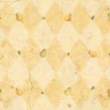 Diamantes e peras do fundo Imagem de Stock