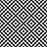 Diamantes inconsútiles modernos del modelo de la geometría del vector stock de ilustración