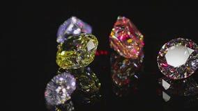 Diamantes no preto filme