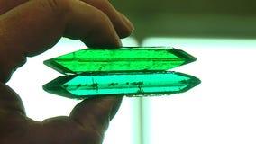 Diamantgeluk stock video