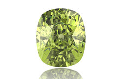 diamantgreen Arkivbilder