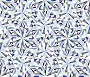 Diamanthintergrund. Lizenzfreies Stockbild