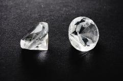 Diamanti Fotografia Stock Libera da Diritti