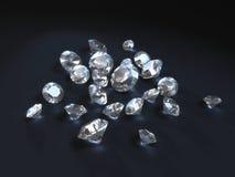 Diamanti Fotografia Stock
